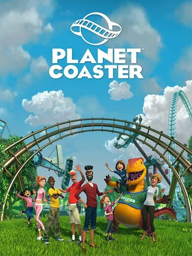 Planet Coaster Steam Key GLOBAL