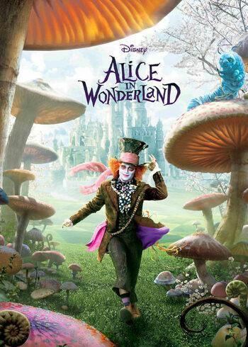Disney Alice in Wonderland Steam Key EUROPE