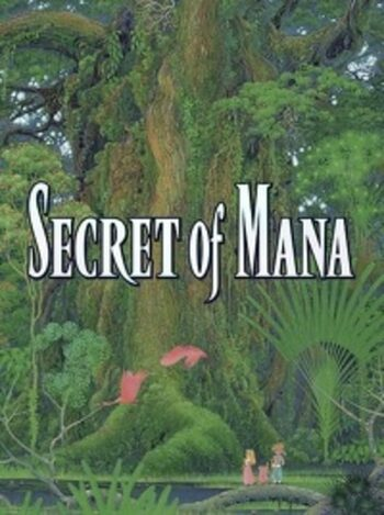 Secret of Mana Steam Key EUROPE