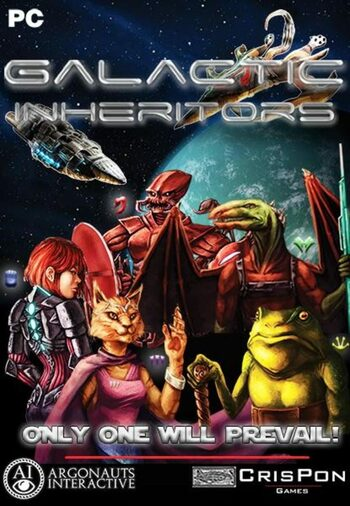 Galactic Inheritors Steam Key GLOBAL