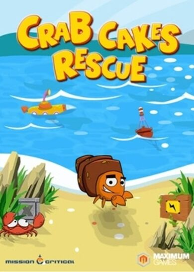Crab Cakes Rescue Steam Key GLOBAL фото