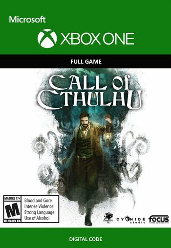 Call of Cthulhu (Xbox One) Xbox Live Key UNITED STATES