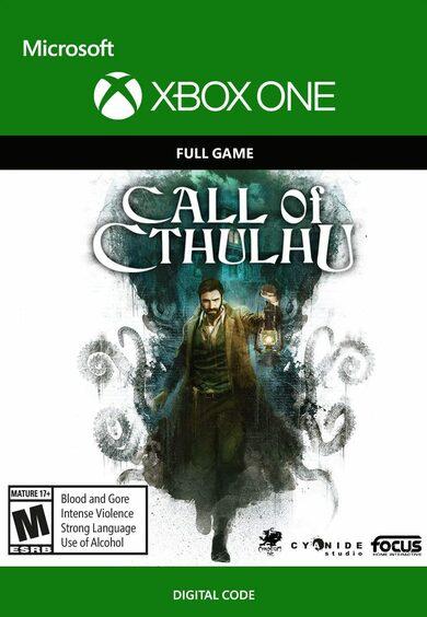 Call of Cthulhu (Xbox One) Xbox Live Key UNITED STATES