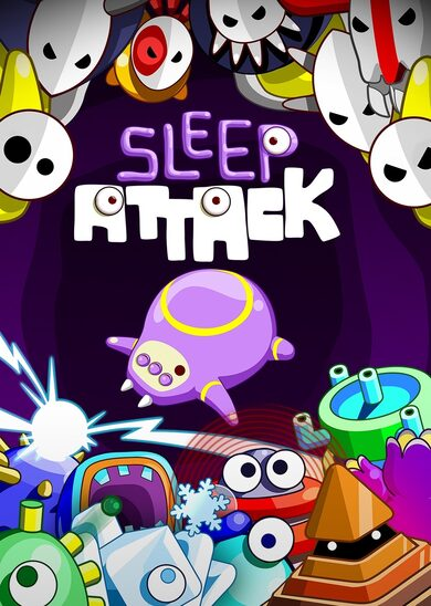 Sleep Attack Steam Key EUROPE