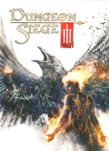 Dungeon Siege III Steam Key GLOBAL