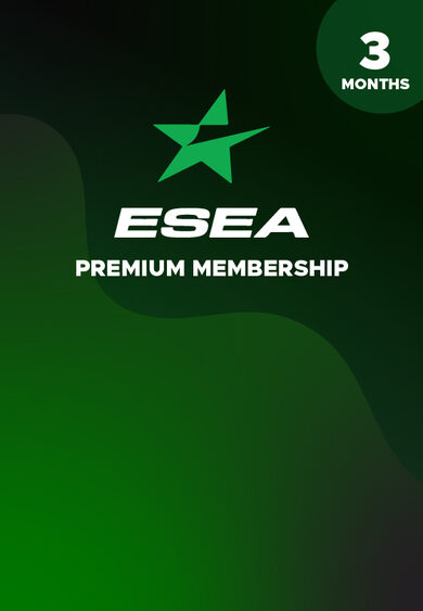 ESEA Premium Membership 3 Months Key GLOBAL