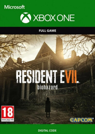Resident Evil 7 Biohazard Xbox One Windows 10