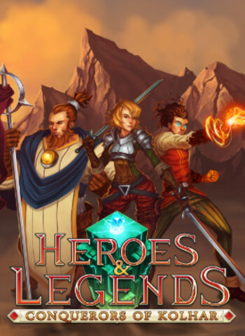 Heroes & Legends: Conquerors of Kolhar Steam Key GLOBAL