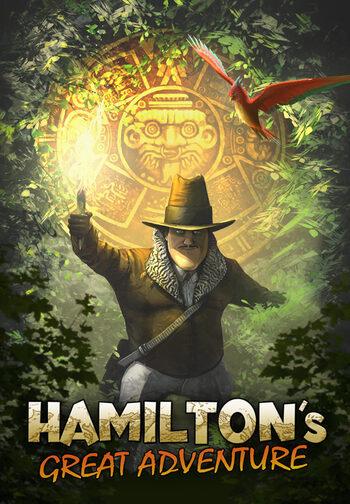Hamilton's Great Adventure Steam Key GLOBAL