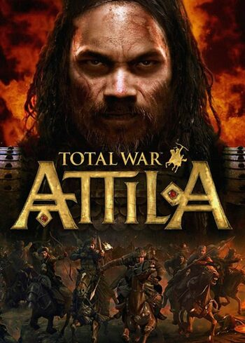 Total War: Attila Steam Key GLOBAL