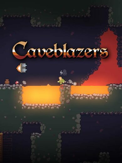 Caveblazers Steam Key GLOBAL