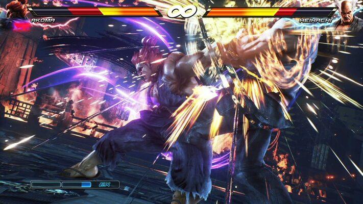 Buy Tekken 7 CD Key for PC at a Cheaper Price Today! | ENEBA