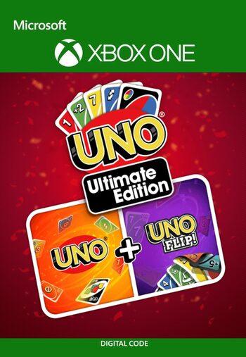 UNO Ultimate Edition: UNO + UNO Flip! XBOX LIVE Key UNITED STATES