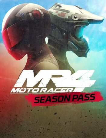 Moto Racer 4 - Season Pass (DLC) Steam Key GLOBAL