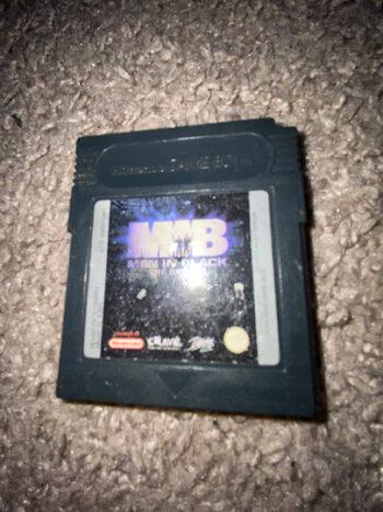 Men in Black: The Series Game Boy Color