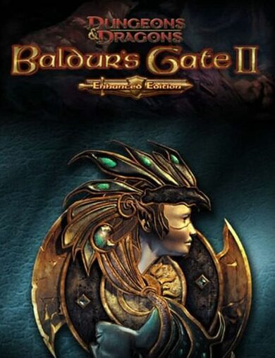 Baldurs Gate II (Enhanced Edition) Steam Key GLOBAL