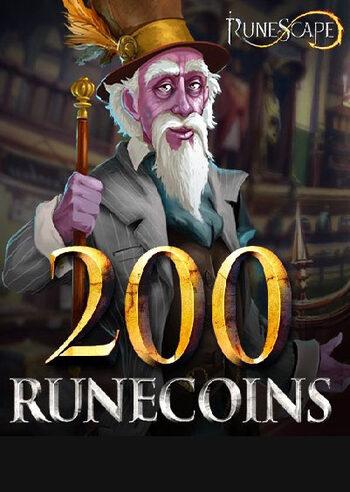 200 Runecoins Runescape Key Global
