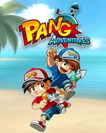 Pang Adventures Steam Key GLOBAL
