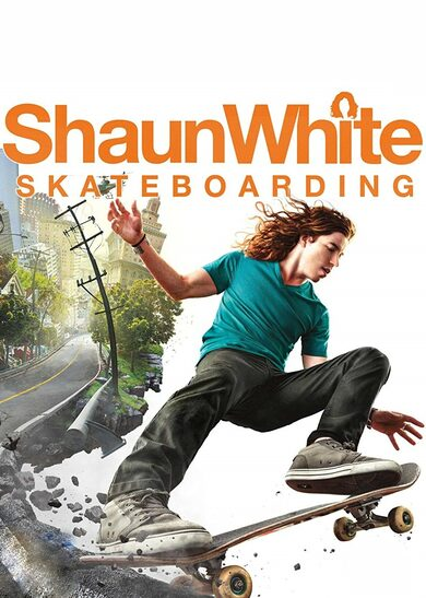 Shaun White Skateboarding Uplay Key GLOBAL
