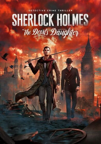 Sherlock Holmes: The Devil's Daughter Steam Key GLOBAL