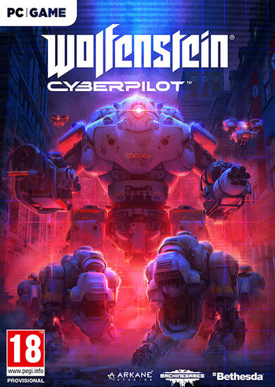 Wolfenstein: Cyberpilot (Uncut) Steam Clave GLOBAL