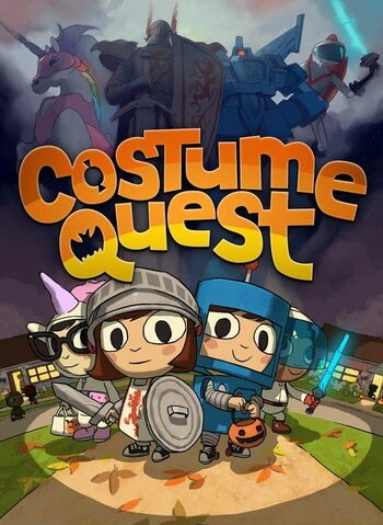 Costume Quest Steam Key GLOBAL