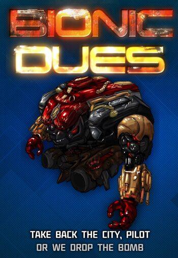Bionic Dues Steam Key GLOBAL