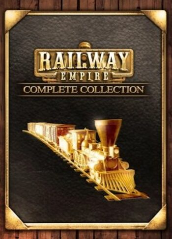 Railway Empire - Complete Collection Steam Key GLOBAL
