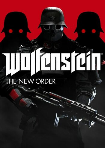 Wolfenstein: The New Order (CUT DE VERSION) Steam Key GERMANY