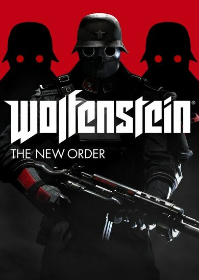 Wolfenstein: The New Order (CUT DE VERSION) Steam Key EUROPE