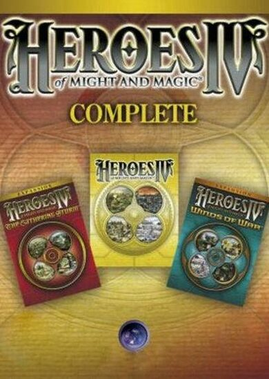 Heroes of Might & Magic IV Complete Edition GOG.com Key GLOBAL