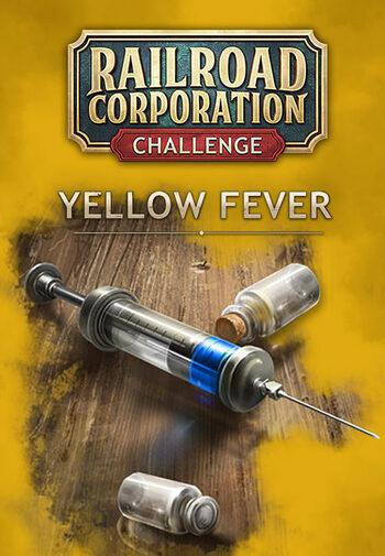 Railroad Corporation - Yellow Fever (DLC) Steam Key GLOBAL