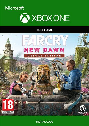 Far Cry New Dawn Deluxe Edition Xbox One Digital Code Global