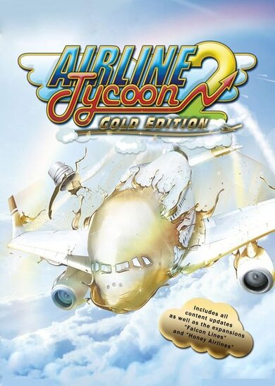 Airline Tycoon 2: Gold Pack Steam Key GLOBAL