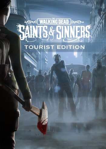 The Walking Dead: Saints & Sinners (Tourist Edition) Steam Key GLOBAL