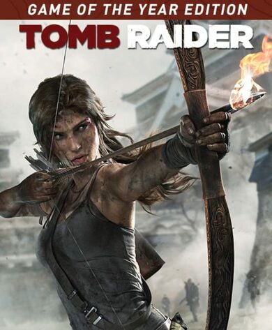 Tomb Raider GOTY Steam Key GLOBAL фото