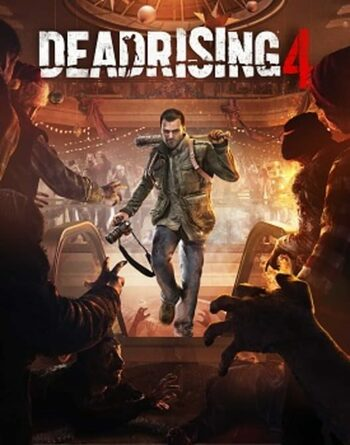Dead Rising 4 Steam Key EMEA