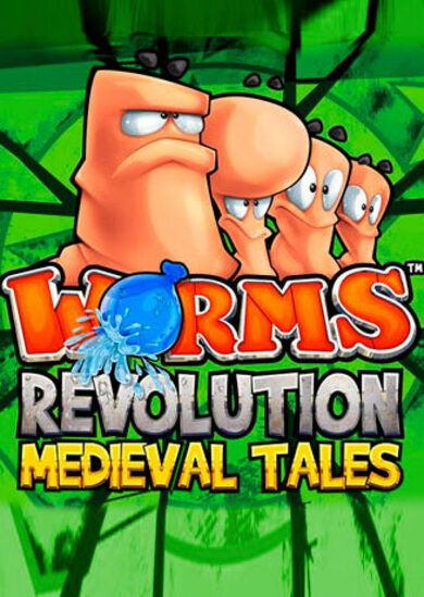 Worms Revolution - Medieval Tales (DLC) Steam Key EUROPE