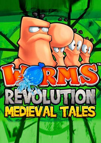 Worms Revolution - Medieval Tales (DLC) Steam Key EUROPE