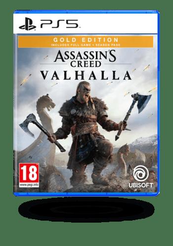 Assassin's Creed Valhalla - Gold Edition PlayStation 5