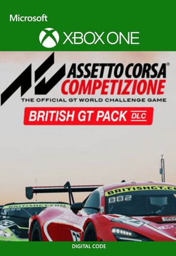 Assetto Corsa Competizione - British GT Pack (DLC) XBOX LIVE Key EUROPE