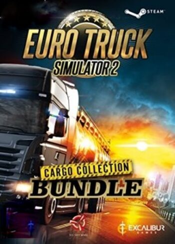 Euro Truck Simulator 2 - Cargo Bundle (DLC) Steam Key GLOBAL