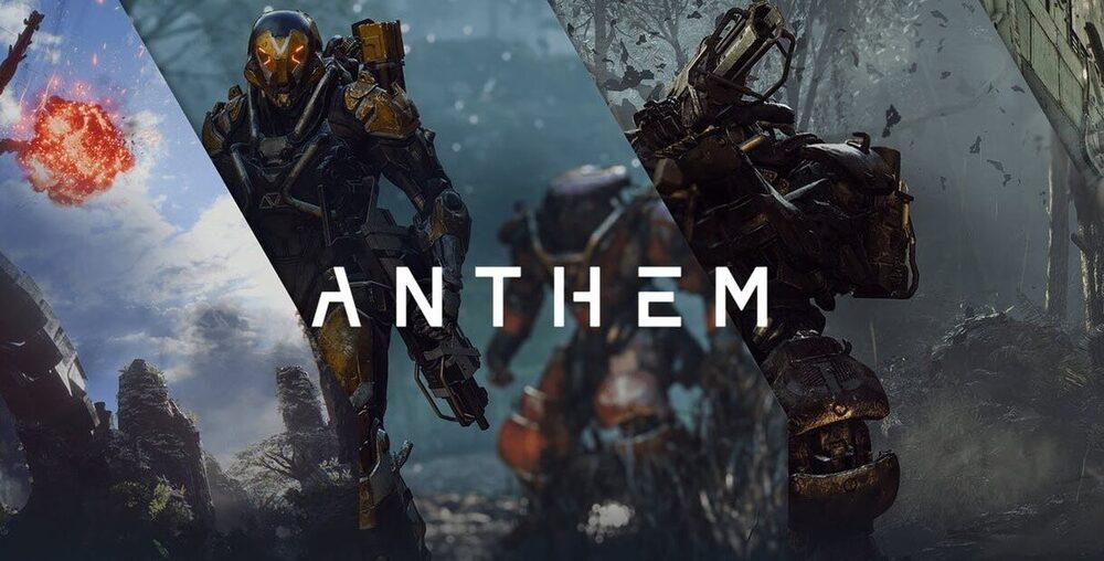 Anthem Origin Key GLOBAL