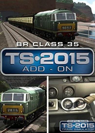 Train Simulator - BR Class 35 Loco Add-On (DLC) Steam Key EUROPE