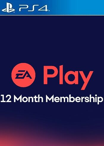 EA Play 12 Months (PS4) PSN Key