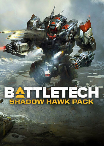 BattleTech: Shadow Hawk Pack (DLC) Steam Key GLOBAL