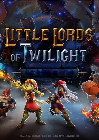 Little Lords of Twilight Steam Key GLOBAL