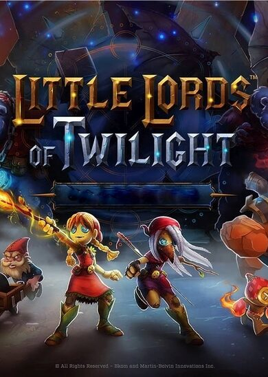 Little Lords of Twilight Steam Key GLOBAL
