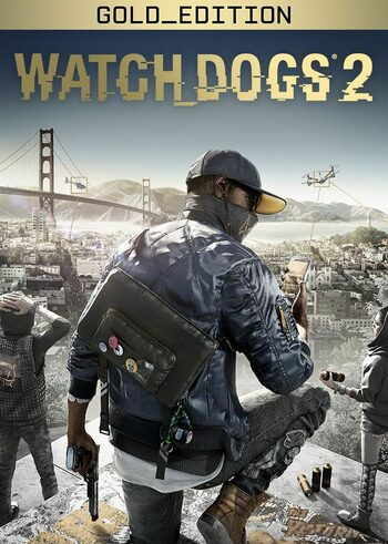 Watch Dogs 2 (Gold Edition) Uplay Key EUROPE