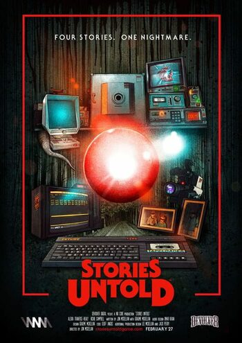 Stories Untold Steam Key GLOBAL